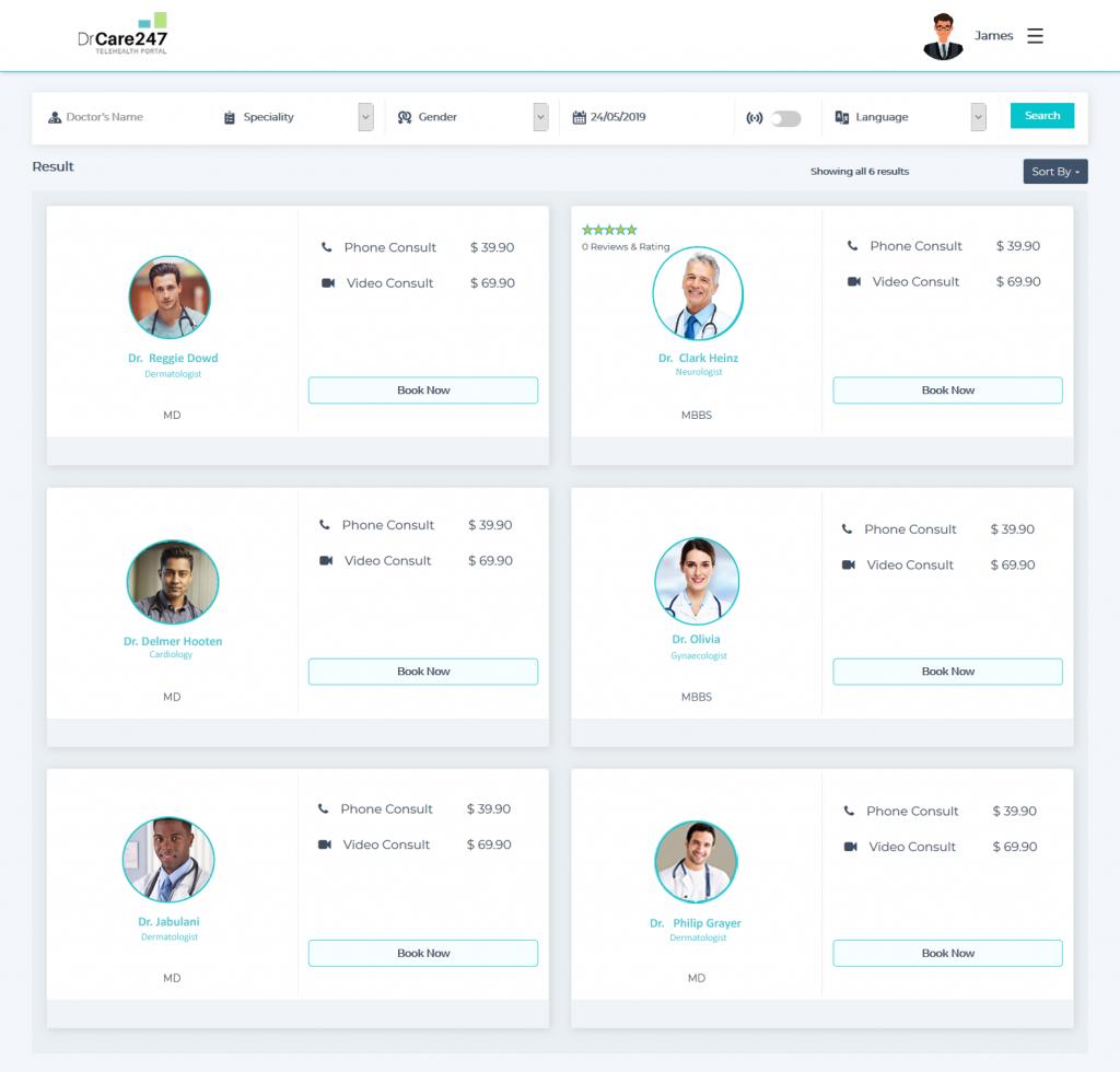 Multi-doctor-feature