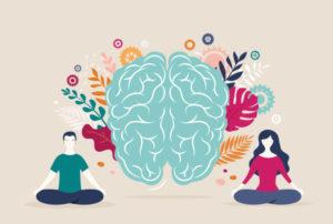 Maintain mental health - telemedicine
